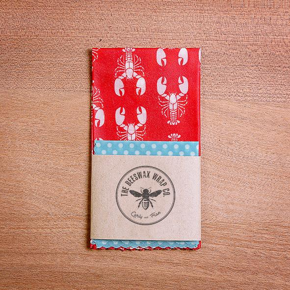The Beeswax Co. Small Kitchen  Wraps