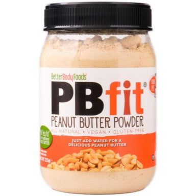 BetterBody PBfit Peanut Butter Powder - 225g - SoulBia