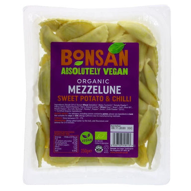 Bonsan Mezzelune Sweet Potato/Chilli - 250g - SoulBia