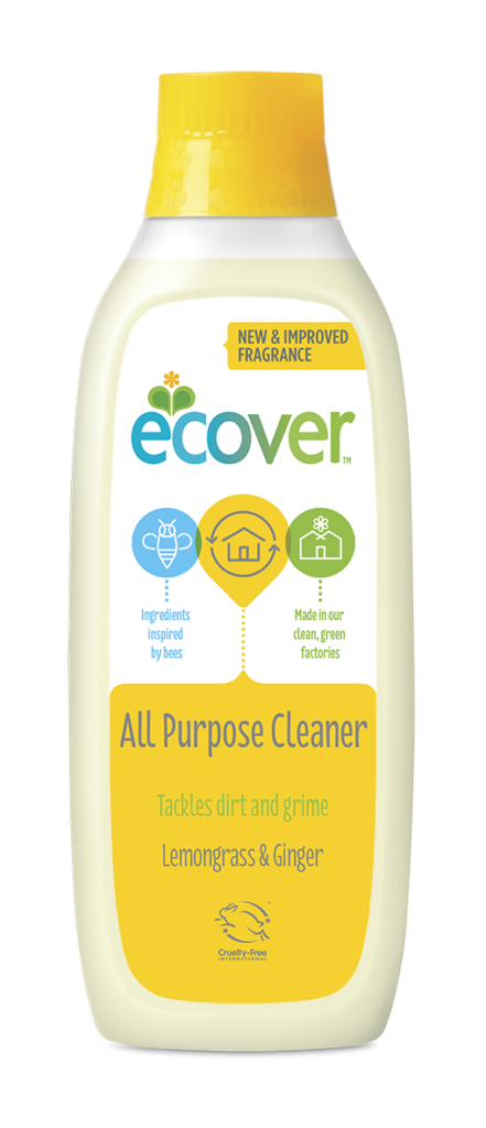 Ecover All Purpose Cleaner - 1 Litre - SoulBia