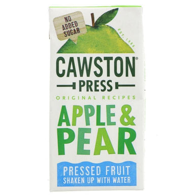 Cawston Press Apple and Pear - 200ml - SoulBia