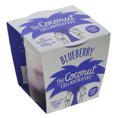 The Coconut Collaborative Blueberry Yoghurt - 120g - SoulBia