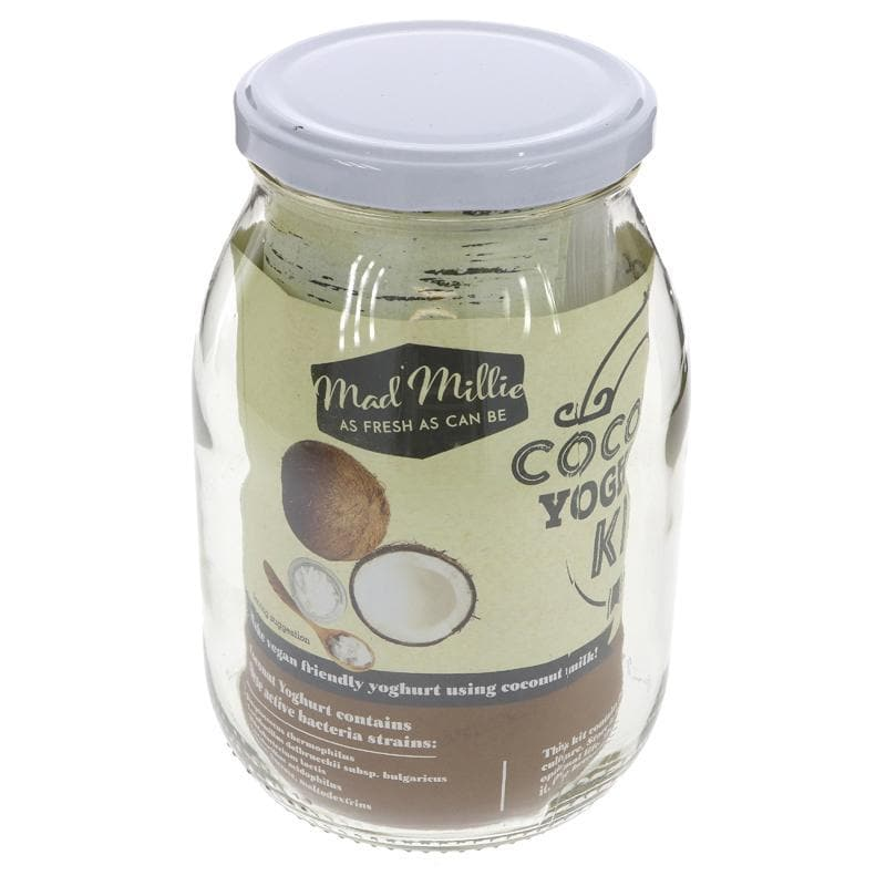 Mad Millie Coconut Yoghurt Making Kit - SoulBia
