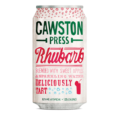 Cawston Press Sparkling Rhubarb- 330ml - SoulBia