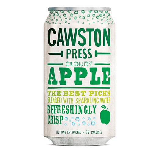 Cawston Press Sparkling Cloudy Apple- 330ml - SoulBia