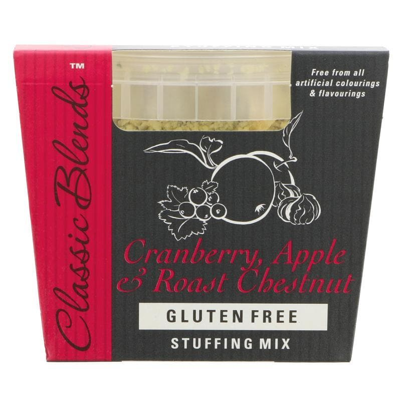 Shropshire Spice GF Cran/Apple Stuffing Mix - 120g - SoulBia