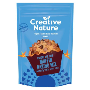 Creative Nature Chocolate Chip Muffin Mix 250g - SoulBia
