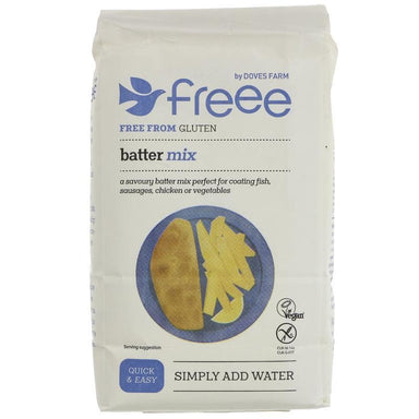 Doves Farm Gluten Free Batter Mix - 1kg - SoulBia