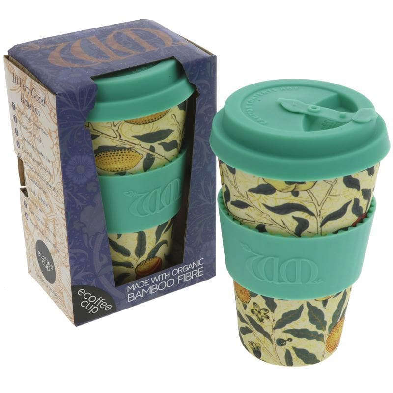 Ecoffee Coffee Cup Pomme Design -400ml - SoulBia
