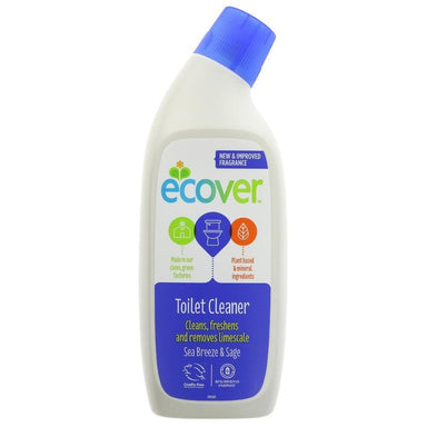 Ecover Toilet Cleaner Sea Breeze -750ml - SoulBia