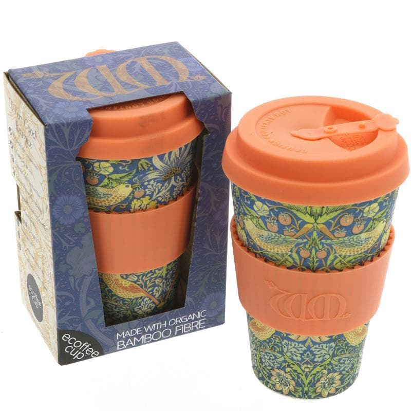 Ecoffee Cup Coffee Cup - Thief Design - 400ml - SoulBia