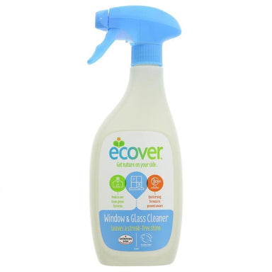 Ecover Window & Glass Cleaner - 500ml - SoulBia