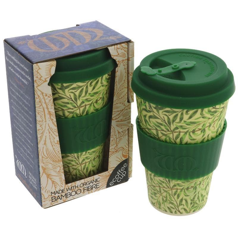 Ecoffee Coffee Cup Willow Design- 400ml - SoulBia