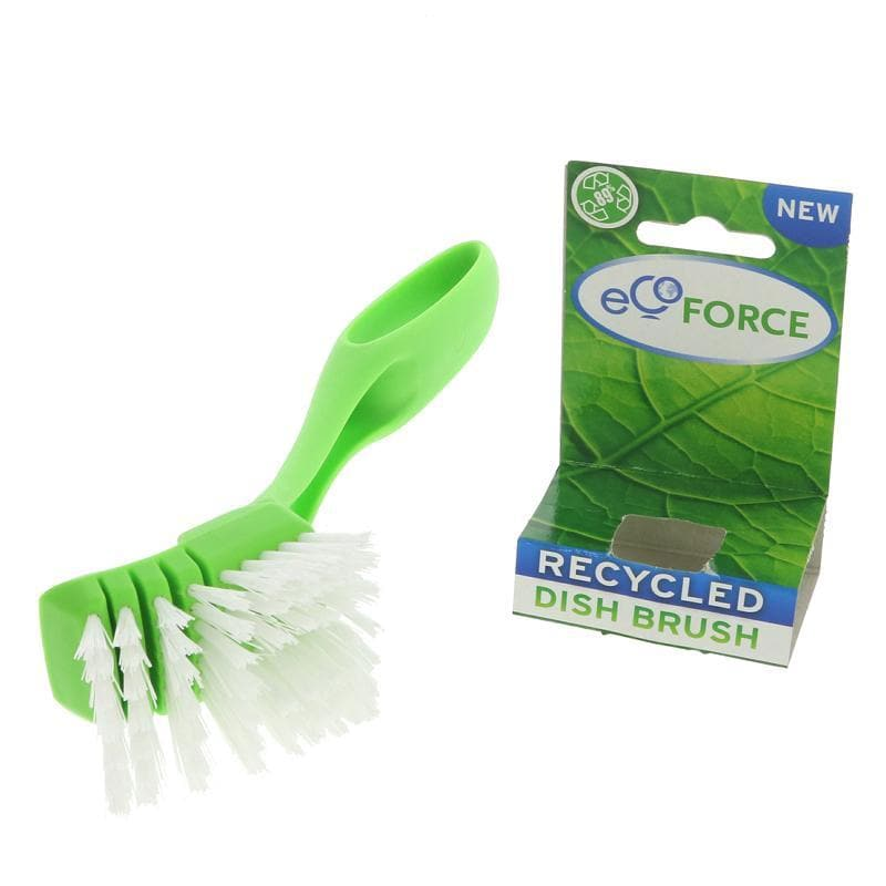Ecoforce Recycled Dish Brush - SoulBia