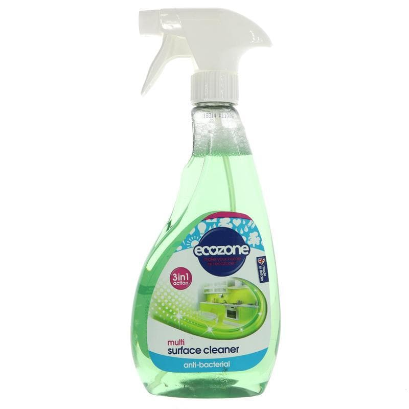 Ecozone Multi Surface Cleaner - 3 in 1 - 500ml - SoulBia