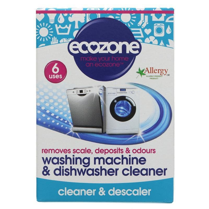 Ecozone Machine Cleaner - 135g - SoulBia