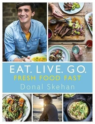 Eat. Live. Go - Fresh Food Fast (Hardback) - SoulBia
