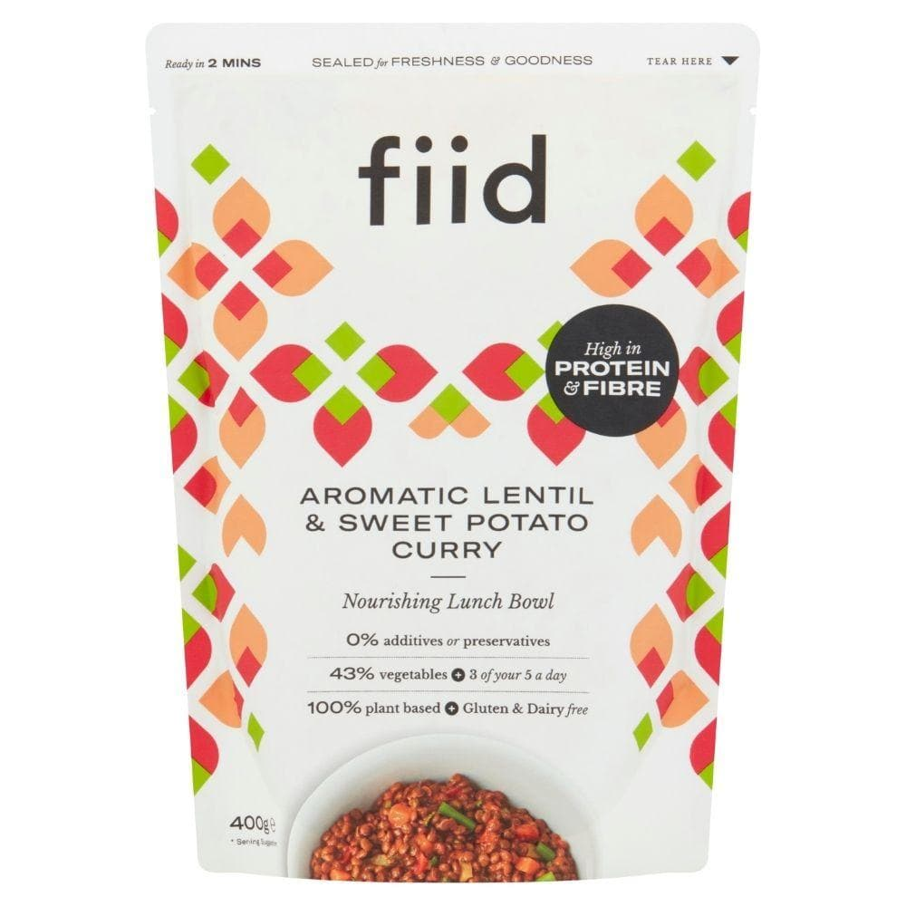 Fiid Aromatic Lentil & Sweet Potato Curry - 400g