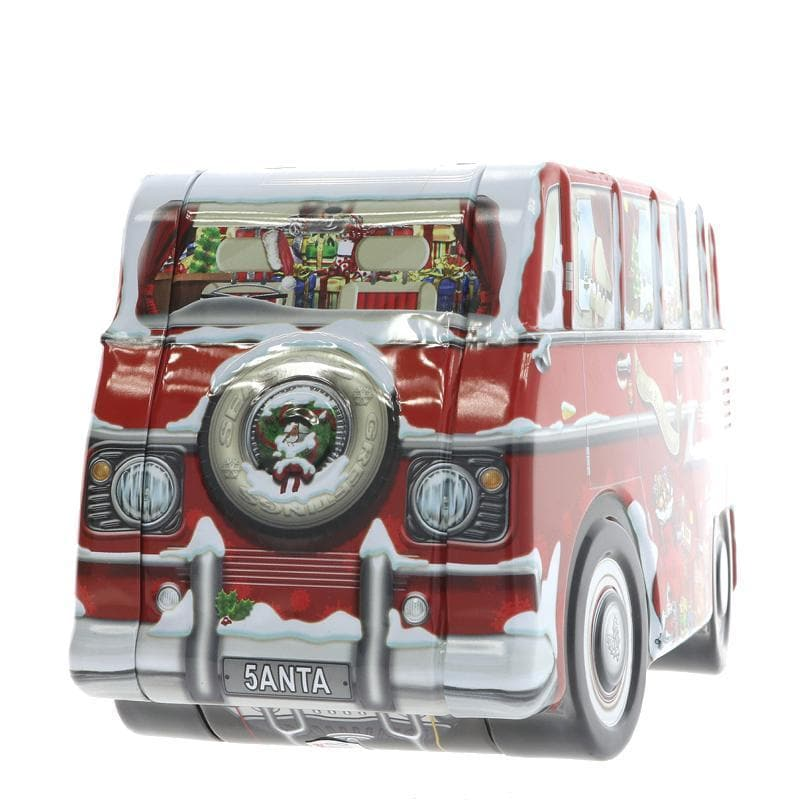 Fosters Christmas Campervan Tin - 200g - SoulBia