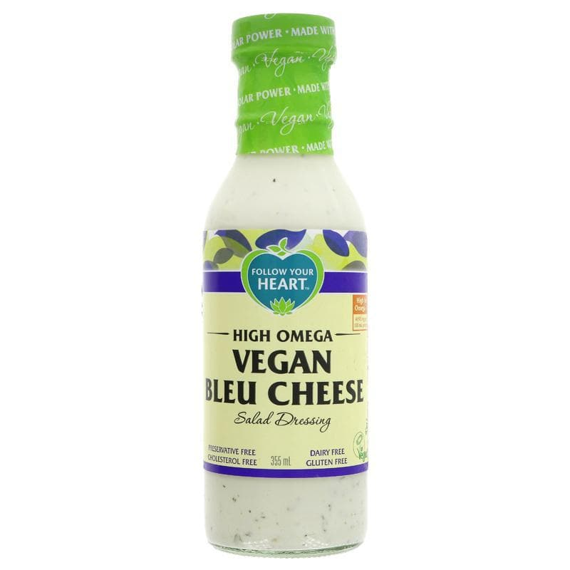 Follow Your Heart Blue Cheese Salad Dressing - 355ml - SoulBia