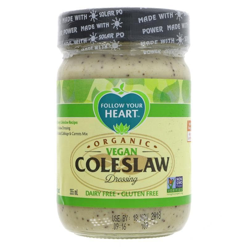 Follow Your Heart Coleslaw Dressing -  355ml - SoulBia