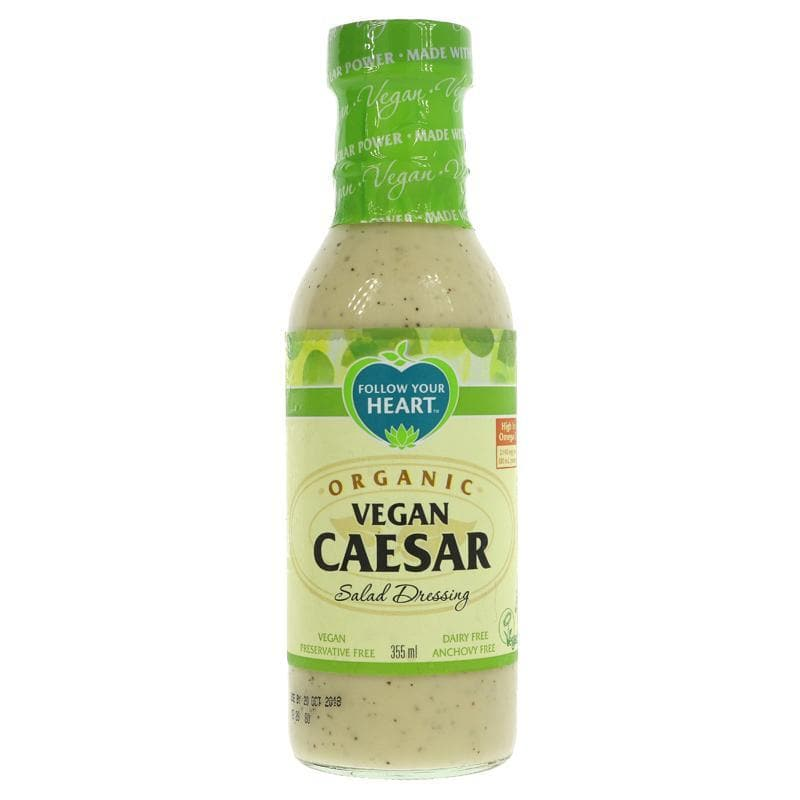 Follow Your Heart Caesar Salad Dressing - 355ml - SoulBia