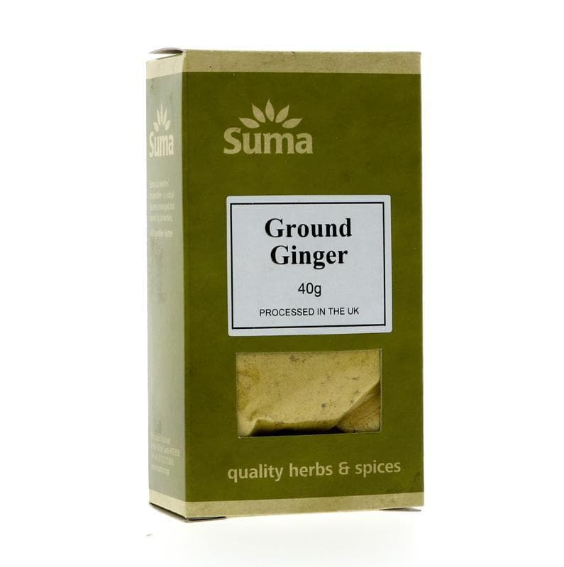 Suma Ground Ginger -40g - SoulBia