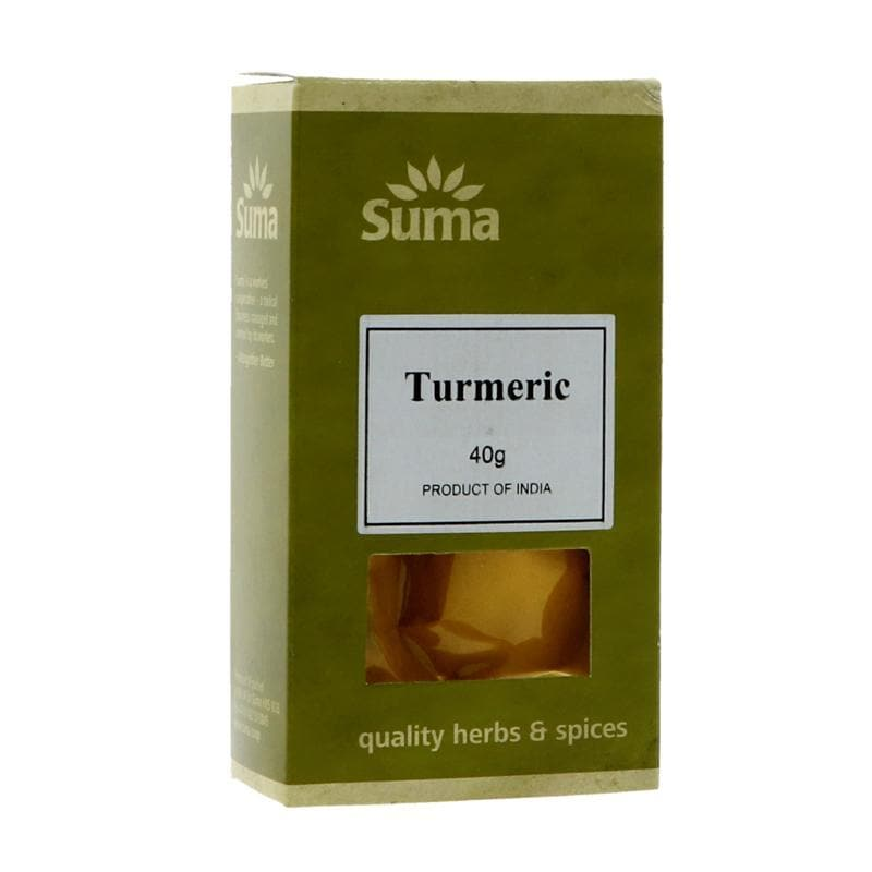 Suma Turmeric Powder - 40g