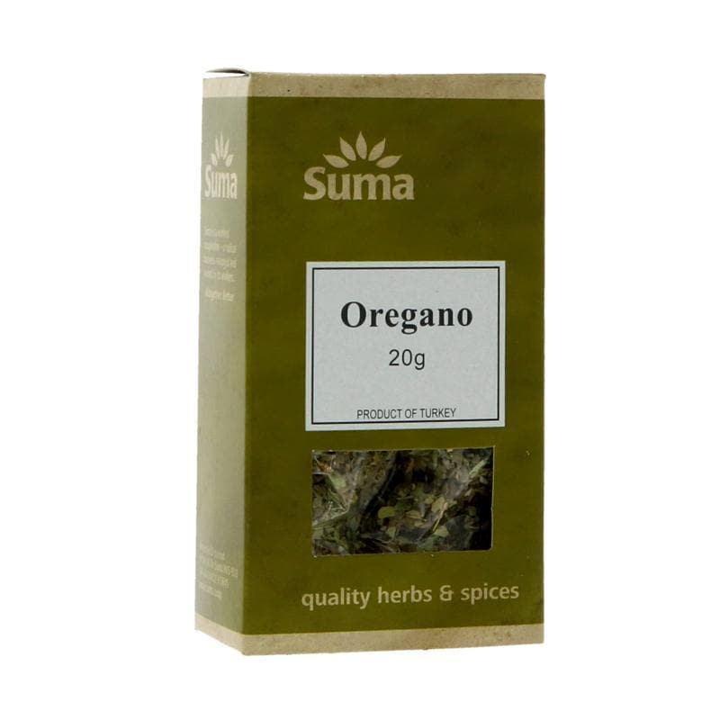 Suma Dried Oregano - 20g - SoulBia