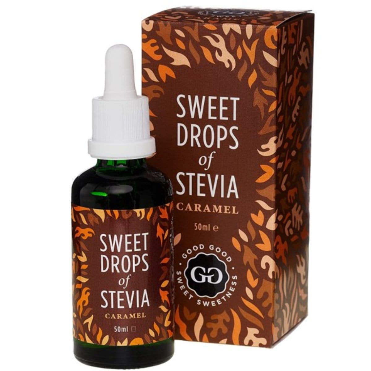 Good Good Caramel Stevia Drops - 50ml