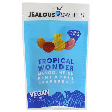Jealous Sweets Tropical Wonder Share Bags - 125g - SoulBia