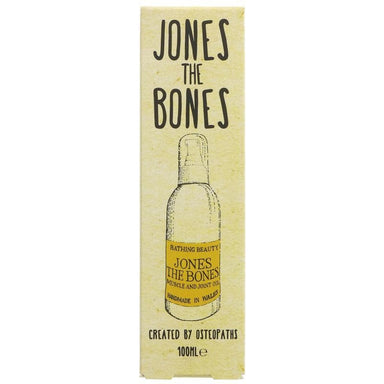 Bathing Beauty Jones The Bones Muscle and Joint Oil - SoulBia