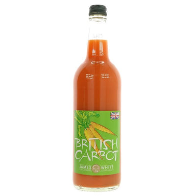 James White Carrot Juice - 750ml - SoulBia