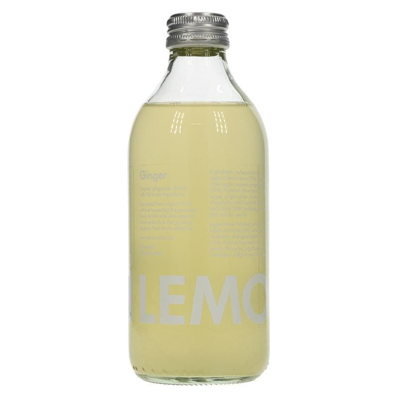 Lemonaid Beverages Lemonaid Ginger  330ml - SoulBia