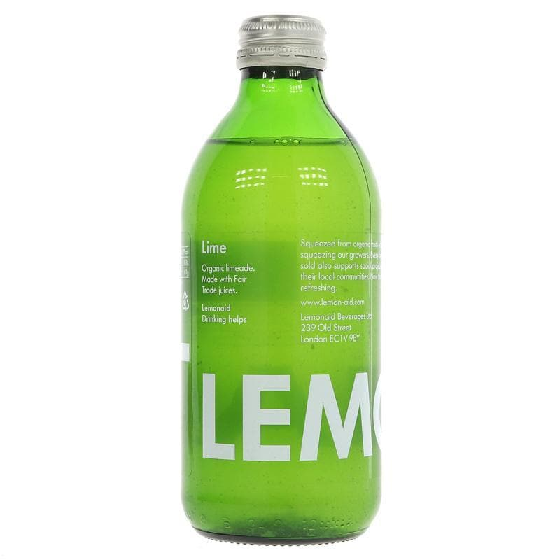 Lemonaid Beverages Lemonaid Lime - 330ml - SoulBia