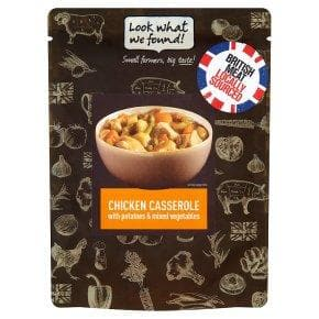 Look What We Found Chicken Casserole- 250g - SoulBia