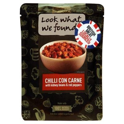 Look What We Found- Chilli Con Carne - 250g - SoulBia
