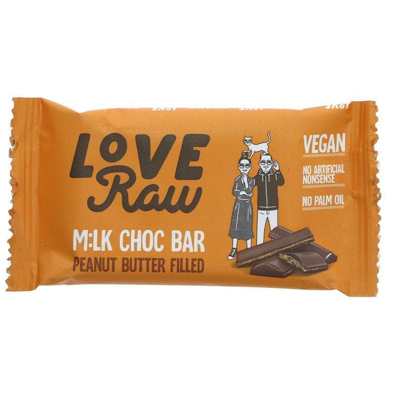 Loveraw Peanut Butter Milk - 30g - SoulBia
