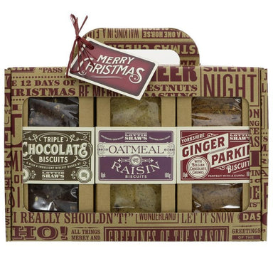 Lottie Shaw's Biscuit Gift Pack - 3 x 180g - SoulBia
