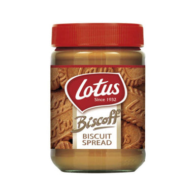 Lotus Original Caramelised Smooth Biscuit Spread - 400g