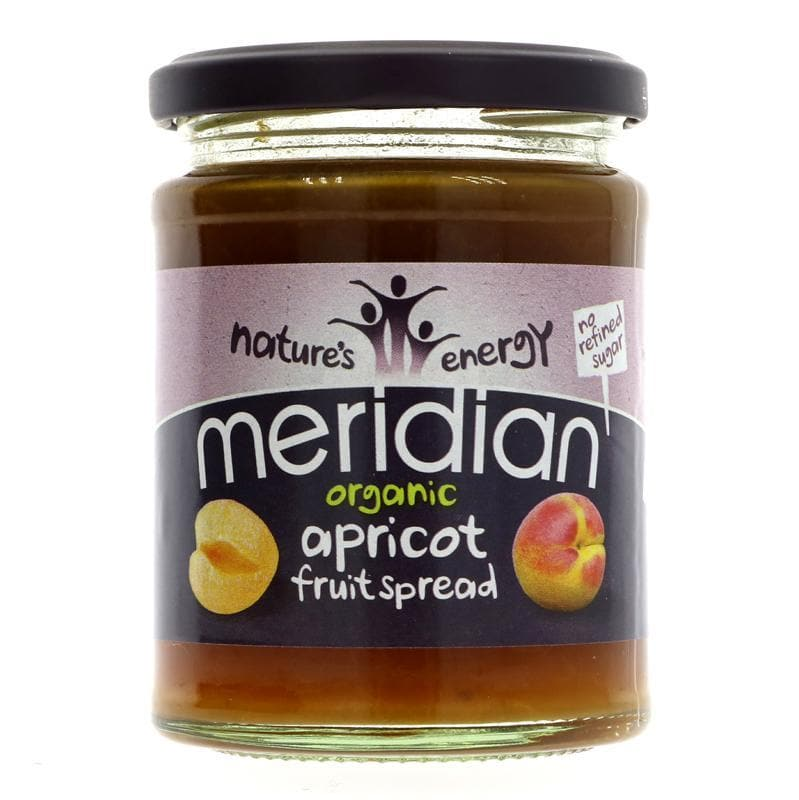 Meridian Organic Apricot Spread - 284g - SoulBia