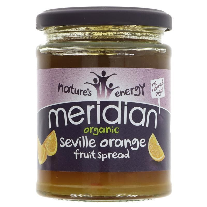 Meridian Seville Orange Fruit Spread - 284g - SoulBia