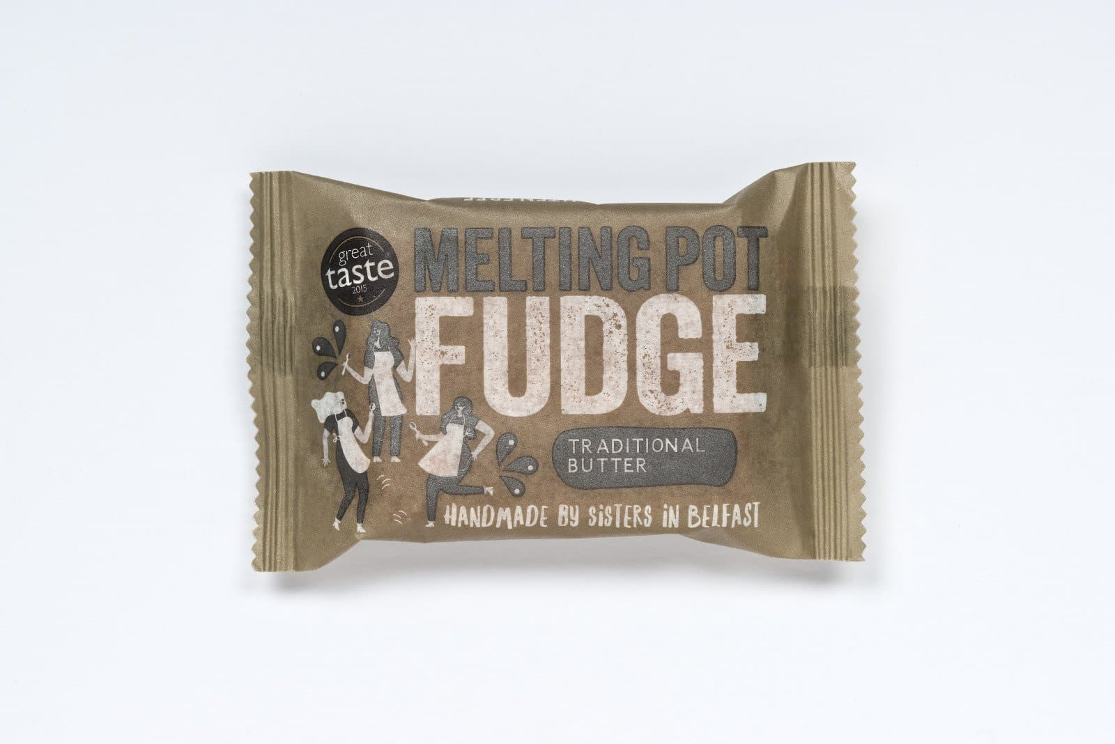 Melting Pot Fudge Traditional Butter (90g) - SoulBia
