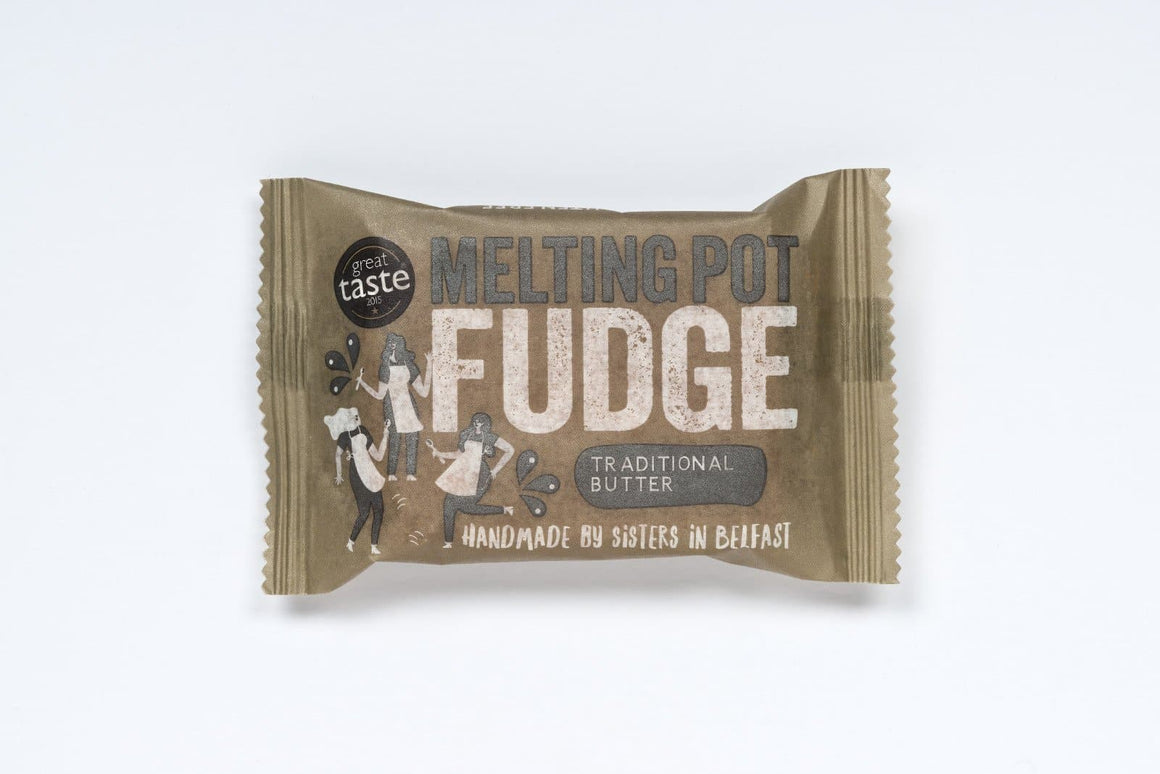 Melting Pot Fudge Traditional Butter -90g - SoulBia
