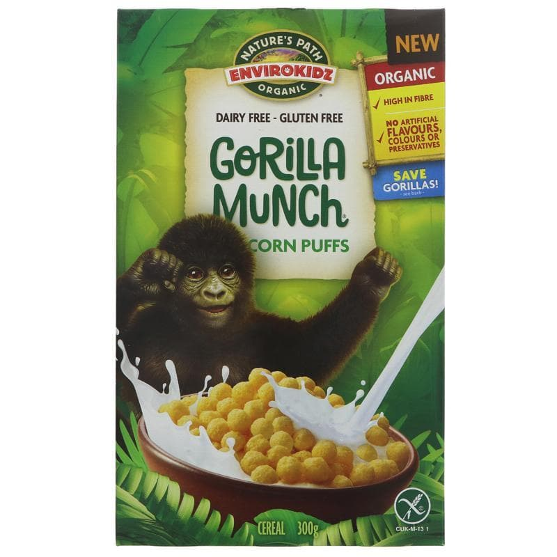 Natures Path Organic Gorilla Munch - 300g