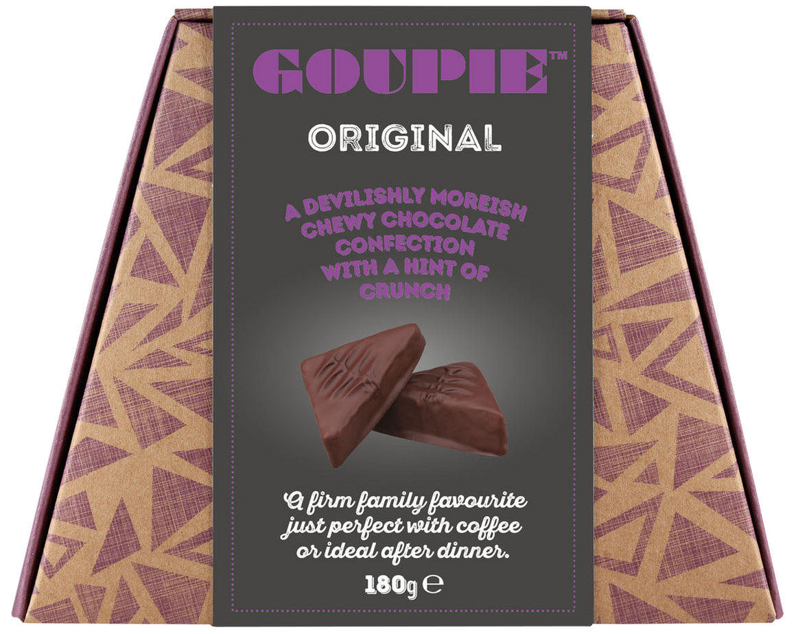 Goupie Original Chocolate - 180g - SoulBia