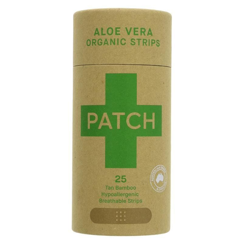 Patch Bamboo Plasters - Aloe Vera - SoulBia