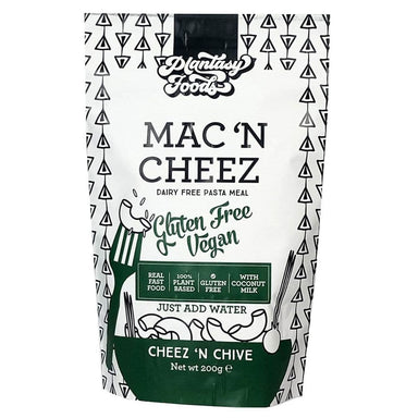 Plantasy Foods Chive Mac n Cheez All in One Pasta Meal - 200g - SoulBia