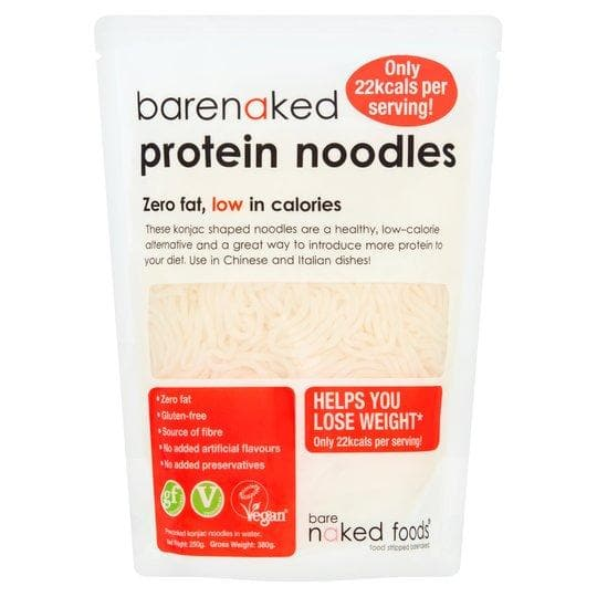 Barenaked Protein Noodles - 250g - SoulBia