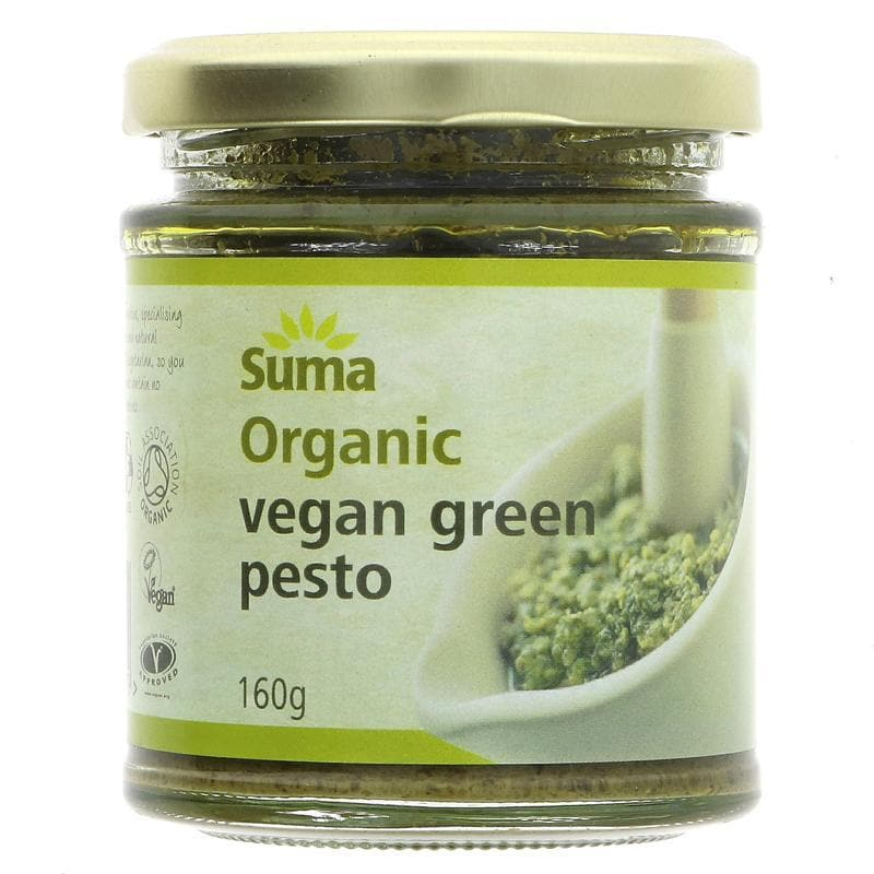 Suma Pesto - Green, vegan - 160g